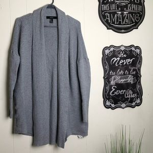 Forever XXI Gray Sweater